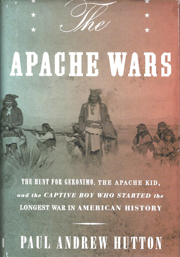Apache Wars cover